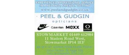 Peel and Gudgin's Opticians