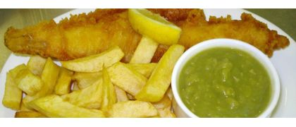 Burton Road Chippy