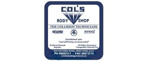 Cols Body Shop
