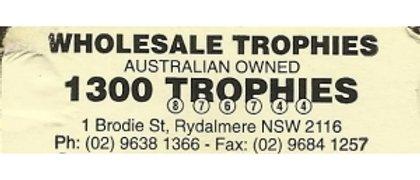 Wholesale Trophies
