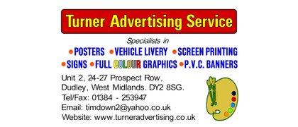 Turner Advertising Service