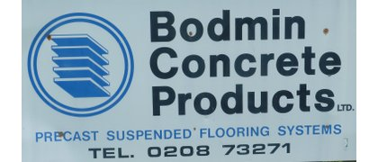 Bodmin Concrete Products Ltd