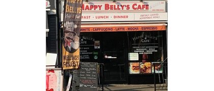 Happy Bellys Cafe