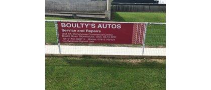 Boulty's Autos