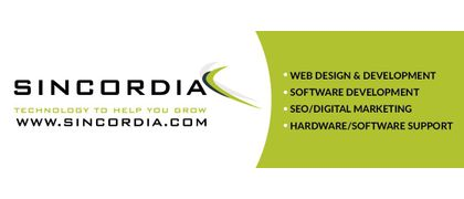 Sincordia Web Design & Development