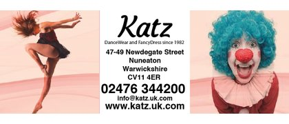 Katz Dance Wear Ltd.