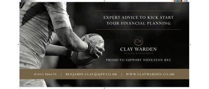 Clay Warden
