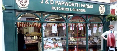 J & D Papworth Farms