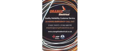 Orange Fox Electrical