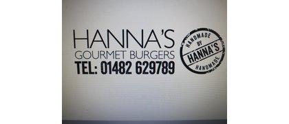 Hanna,s Gourmet Burgers