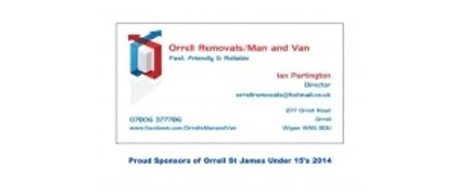 Orrells Man and Van