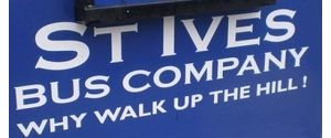 St Ives Bus Company