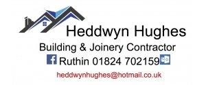 Heddwyn Hughes Building Services