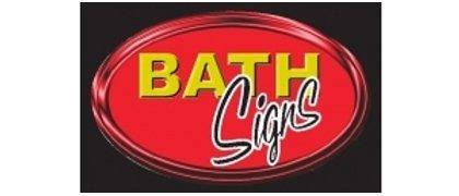 Bath Signs