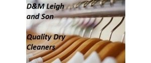 D&M Leigh and Son Quality Dry Cleaners