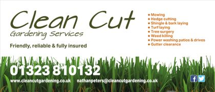 Clean Cut Gardening Services