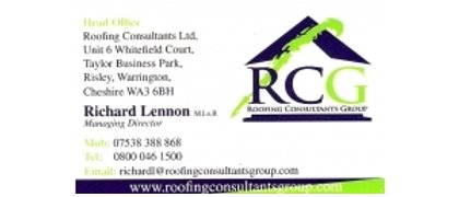 RCG Roofing Consultants