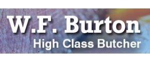 W F Burton  High Class Butcher