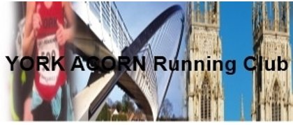 York Acorn Running Club