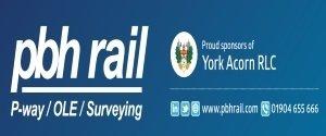 PBH Rail