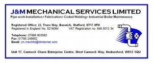 J & M Mechanical Services