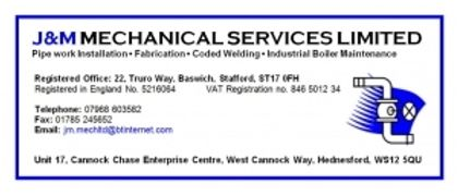 J & M Mechanical Services
