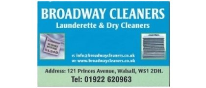 Broadway Cleaners