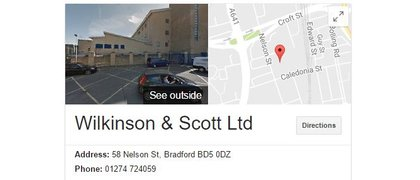 Wilkinson & Scott Ltd
