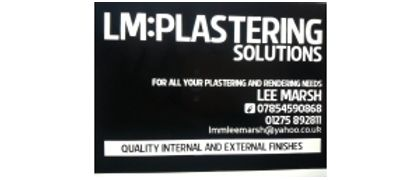 LM Plastering Solutions