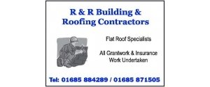 R & R Building & Roofing Contractors