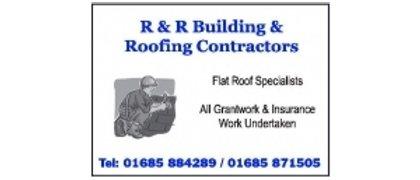 R & R Building & Roofing Contractors