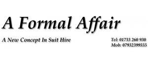 A Formal Affair