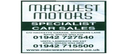 Macwest Motors