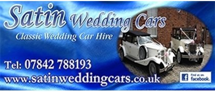 Satin Wedding Cars