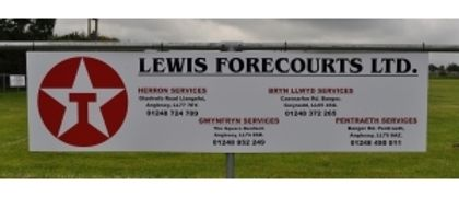 LEWIS FORECOURTS