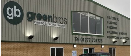 Green Bros Pluming & Electrical Suppliers