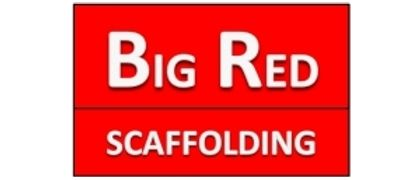 Big Red Scaffolding