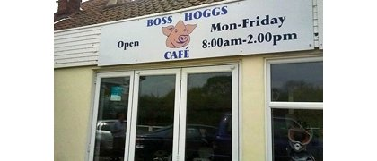 Boss Hoggs Cafe