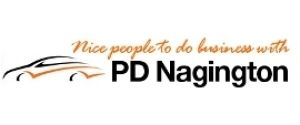 P D Nagington