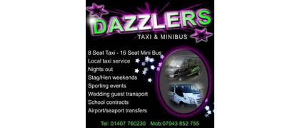 Dazzlers Mini Bus Hire