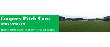 Coopers Pitch Care