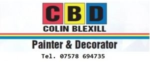 Colin Blexhill Painter & Decorator