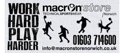 Macron Store Norwich