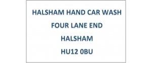 Halsham Hand Car Wash
