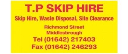 T.P Skip Hire
