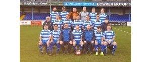 First XI 2015-16