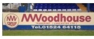M Woodhouse Transport Ltd