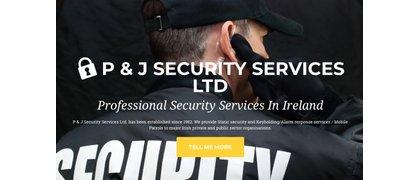 P & J Security Services Ltd.