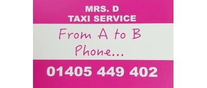 Mrs D Taxi Service