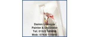 Darren Linnecor Painter and Decorator